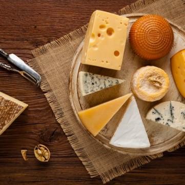 قائمة أنواع الجبن واستخداماتها
