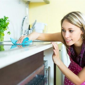 كيف تجعلين مطبخك آمناً لطفلك؟