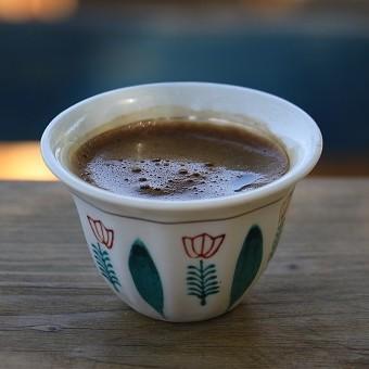القهوة الأردنية لضيافة عيد الأضحى