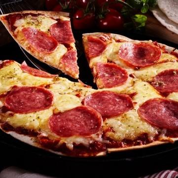 ميني بيتزا بالباف بستري لأطفالك في المدرسة