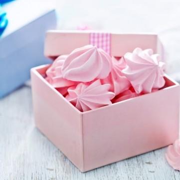 حلى الورد بالهيل لضيافة العيد