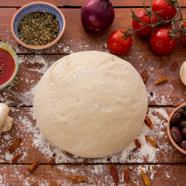 طريقة تخزين عجينة البيتزا