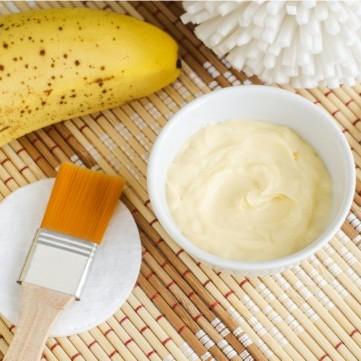 فوائد الموز للشعر