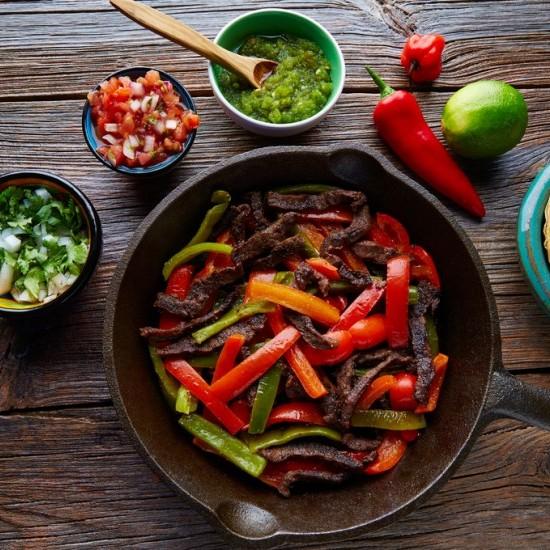 فاهيتا اللحم للرجيم بسعرات حرارية أقل