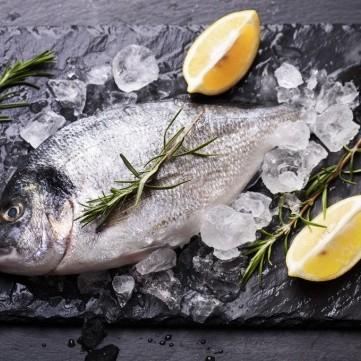 كيف تكشفي السمك المجمد الفاسد