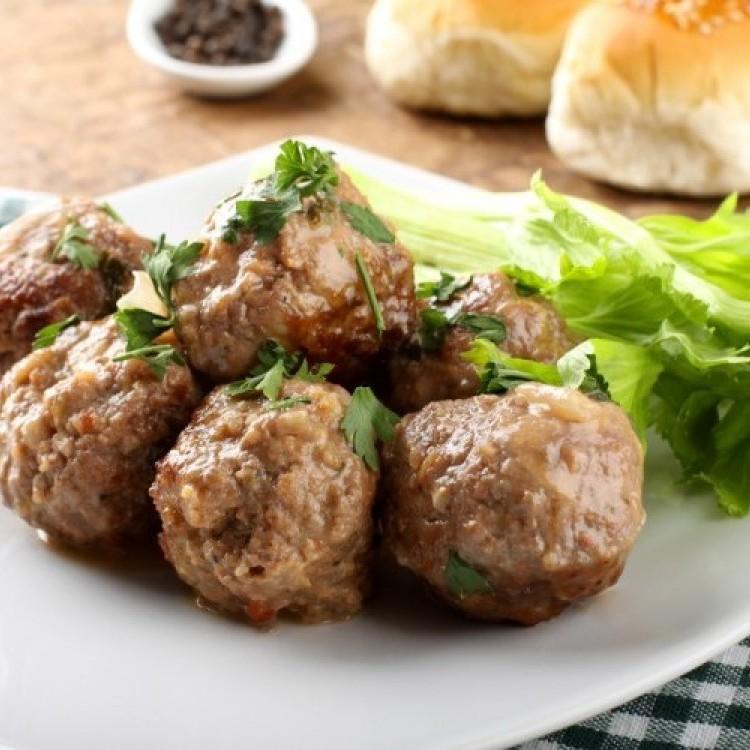 وصفات كرات اللحم