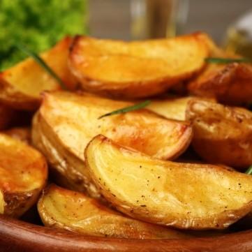 بطاطس على الطريقة اليونانية