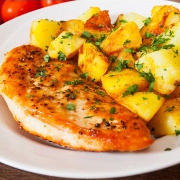 دجاج على الطريقة الإيطالية