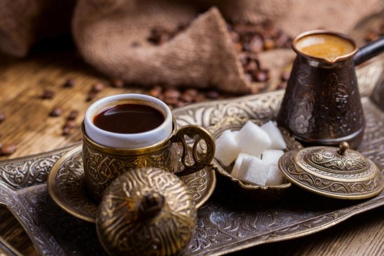 القهوة التركية الأصلية