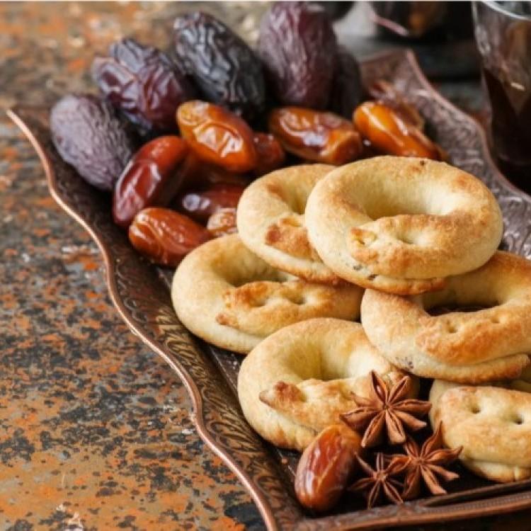 كعك العيد بحشوات لذيذة وشهية