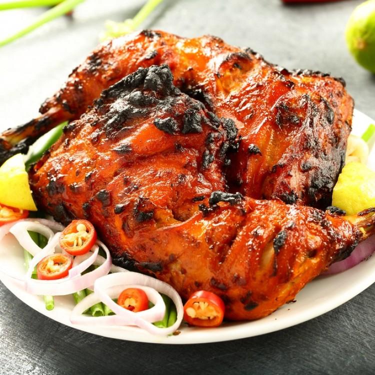 دجاج تكا تندوري