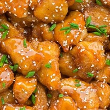 دجاج حامض حلو الصيني