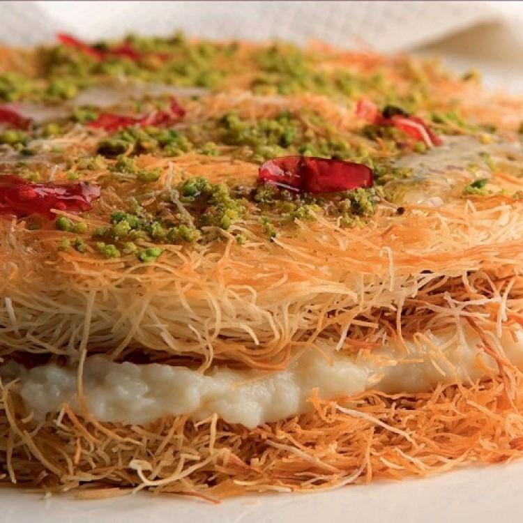 حلويات شرقية رمضانية بسعرات حرارية أقل