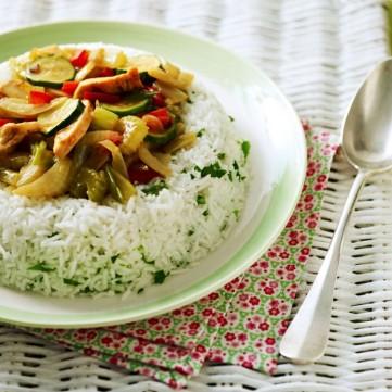 طبخات أرز
