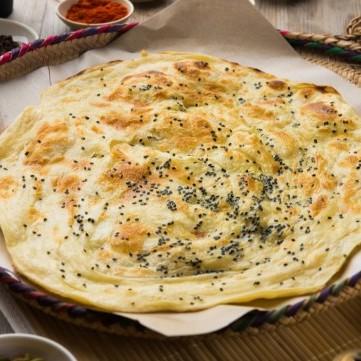 خبز الملوح اليمني بالفرن