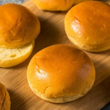 خبز البطاطس للبرغر