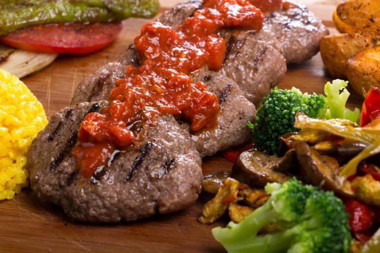 كفتة اللحم التركية