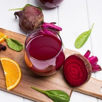 عصير الشمندر الصحي