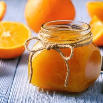 مربى البرتقال بدون سكر