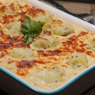 كرات البطاطس بالدجاج والأعشاب بالفيديو