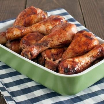 الدجاج بالفرن بتتبيلة مميزة
