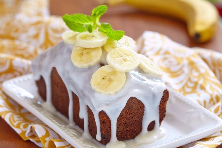 كيكة الموز