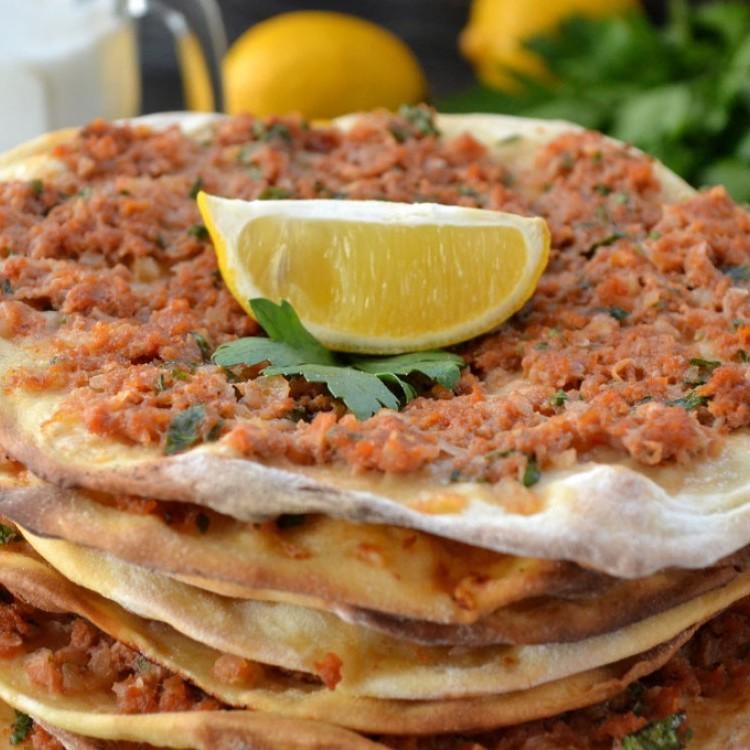 لحم بعجين على الطريقة التركية