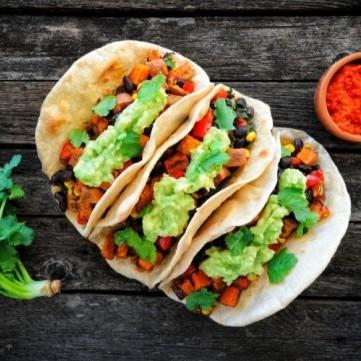 تاكو مكسيكي بعدة وصفات بالصور والفيديو