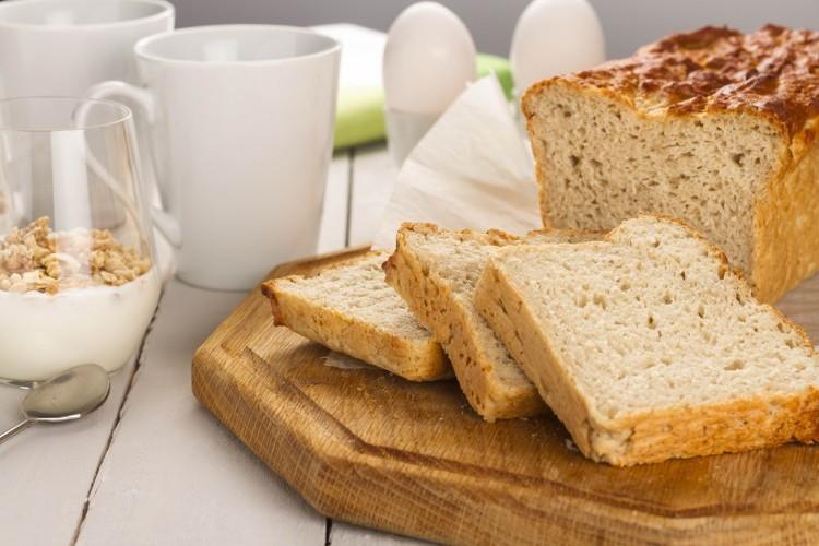 خبز خالي من الجلوتين