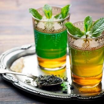 شاي اتاي المغربي