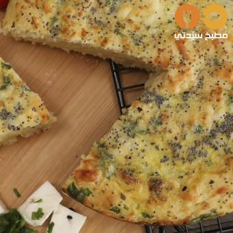 الفطيرة التركية بالجبن خطوة بخطوة بالصور
