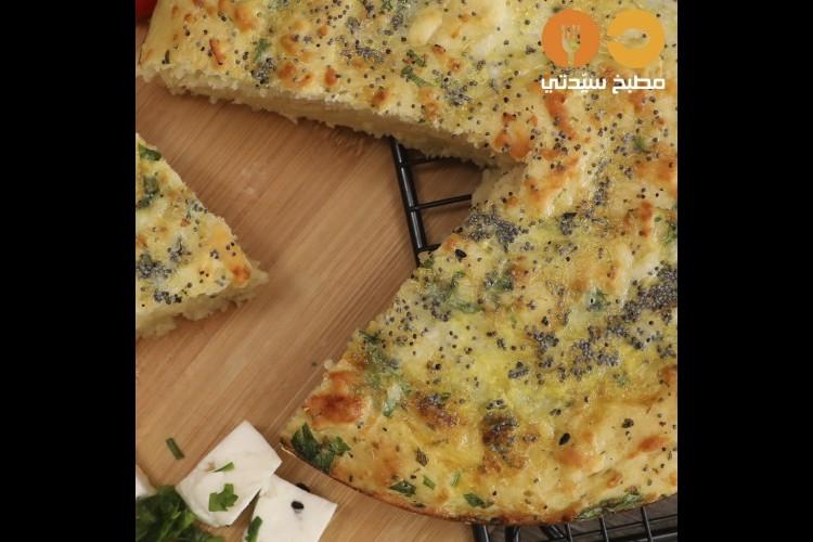 طريقة عمل الفطيرة التركية بالجبن , الفطيرة التركية بالجبن 2021 5f6c817988ef7c11fdc0