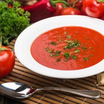 شوربة الطماطم