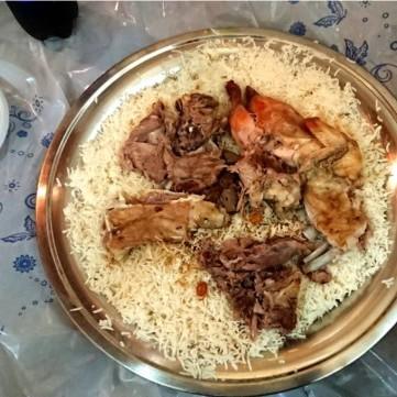 زربيان اللحم السعودي