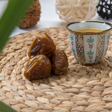 قهوة سعودية بالزعفران