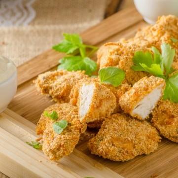 دجاج مشوي بالعسل والثوم للرجيم