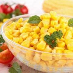 سلطة الذرة الصحية