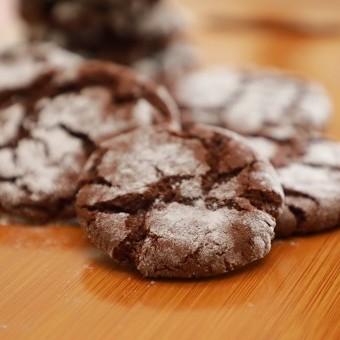 كرينكلز الشوكولاتة السهل بالفيديو