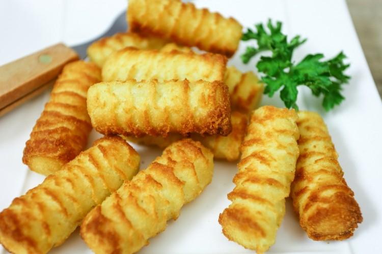 بطاطس دوفين الفرنسية