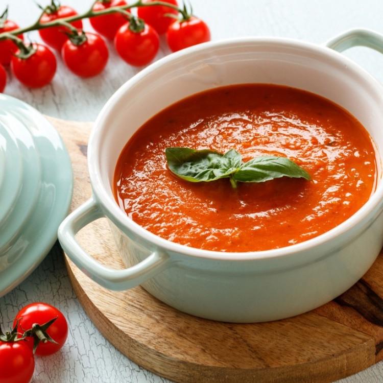 شوربة الطماطم للرجيم