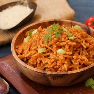 الأرز على الطريقة الإسبانية للرجيم