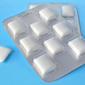 فوائد العلكة الخالية من السكر