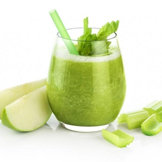 عصير الكرفس والتفاح لمرضى السكري