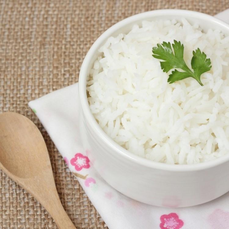 الرز الأبيض المسلوق للرجيم