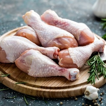 طريقة تقطيع دجاج البروستد