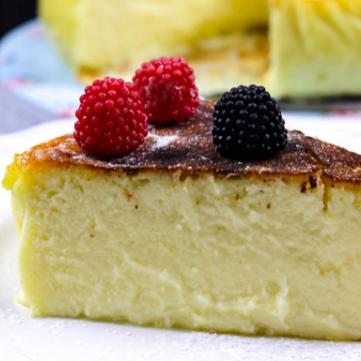 كعكة سان سبستيان