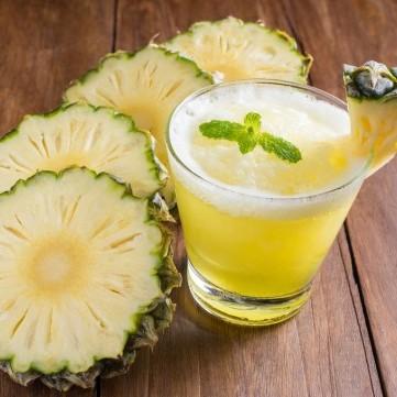 عصير الأناناس للدايت