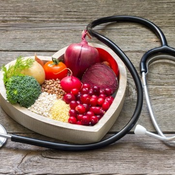 علاج الكولسترول بالغذاء