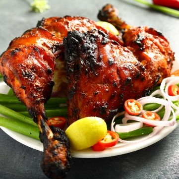 دجاج تندوري هندي