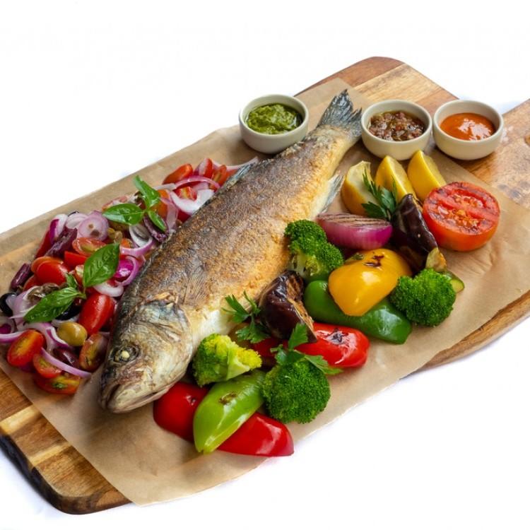 فوائد تناول المأكولات البحرية